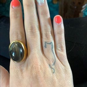 Jewelry - Size 9 Tiger Eye Ring!